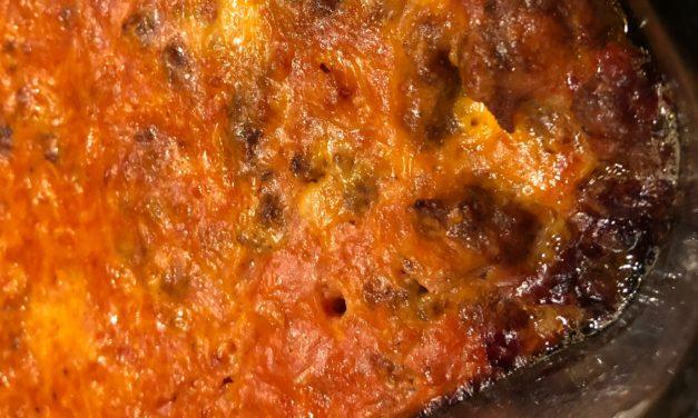 Ultimate Low Carb Bacon Cheeseburger Casserole | Keto & Delicious