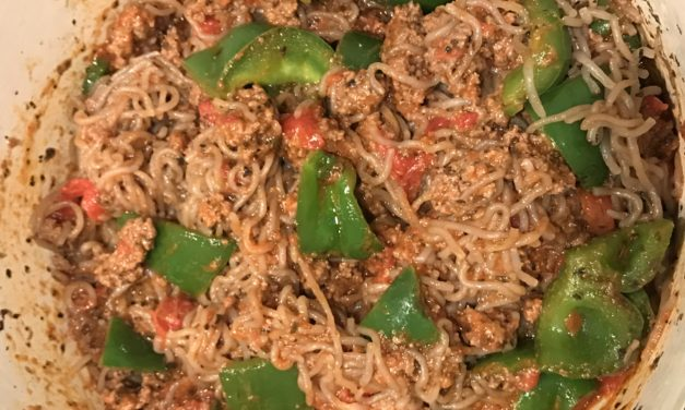 Keto Spaghetti And Meat Sauce | Low Carb Noodles & Sauce Recipe